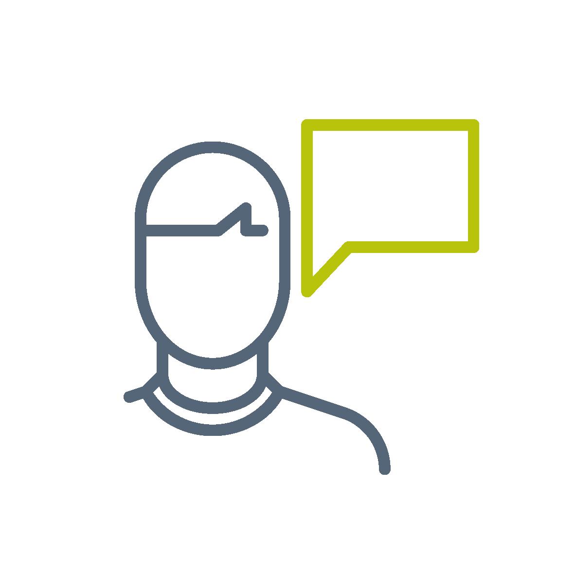 Diagram Icon - DECICATED SUPPORT